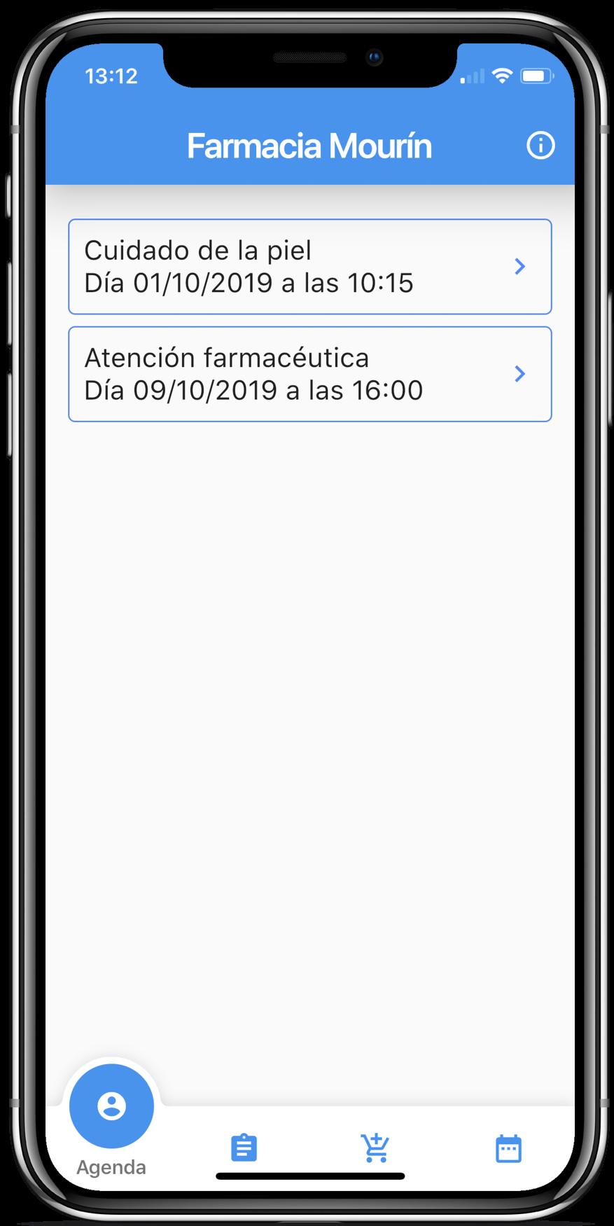 App de DTFarma | Cowders